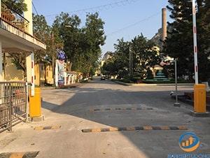 Barie tự động tại Nhiệt điện Ninh Bình