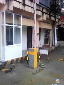 Barrier tự động tại Công ty HANCIC