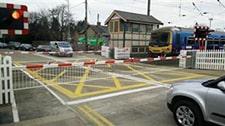 Sử dụng barie giúp giảm thiểu tai nạn giao thông đường sắt