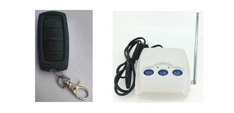 bộ điều khiển barie tự động Baisheng BS 3306