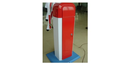 Barie BS 6606 màu đỏ